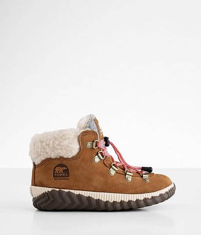 Girls Youth- Sorel Out N About™ Leather Boot