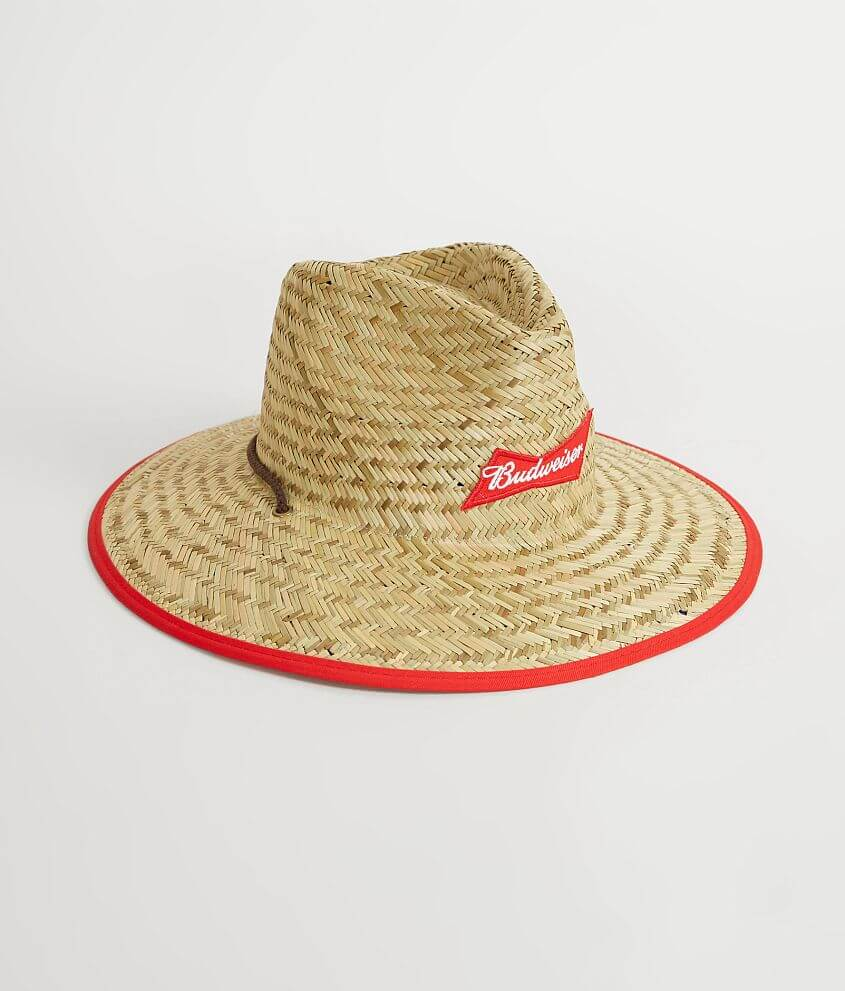 Budweiser Hat - Men s Hats in Natural  f46e2f4c58a
