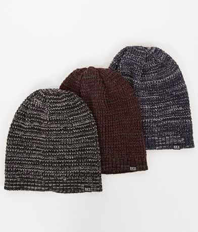 BKE Breckridge Three Pack Beanies
