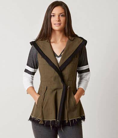 BKE Canvas Vest