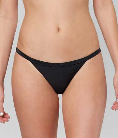 South Beach Solid Swimwear Bottom