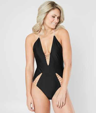 South Beach Cut-Out Swimsuit