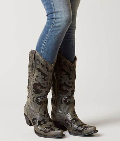 Corral Sequin Cowboy Boot