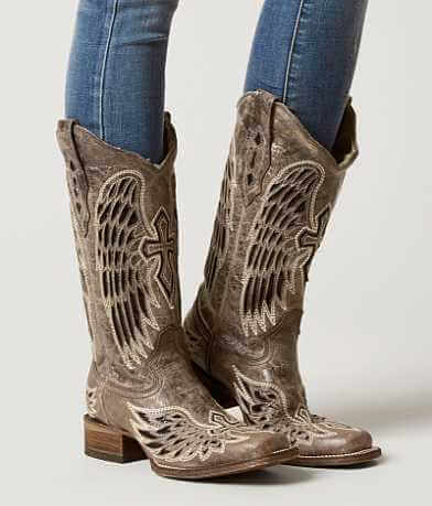 Corral Wing ® Cross Cowboy Boot