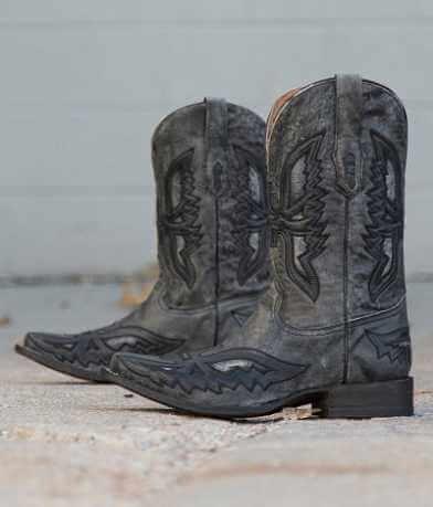 Corral Shaded Eagle Cowboy Boot