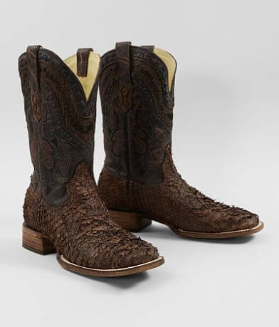 Corral Gnarly Leather Cowboy Boot