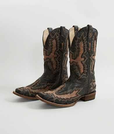 Corral Aldean Cowboy Boot