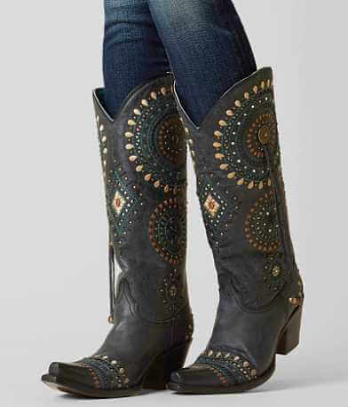 Corral Embroidered Cowboy Boot
