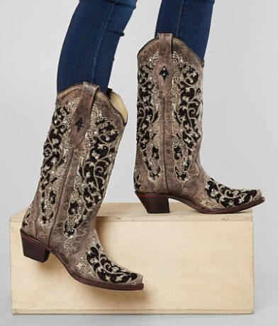 Corral Sequin Cowboy Boot