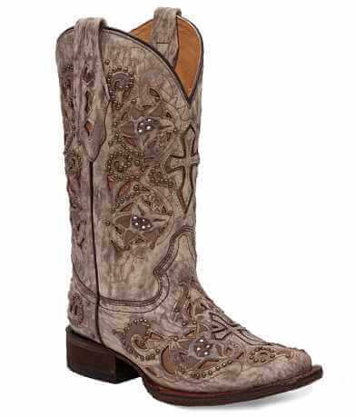 Corral Penelope Square Toe Cowboy Boot