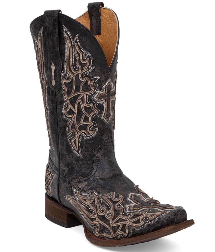 Corral Phoenix Cowboy Boot front view