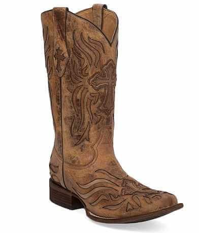 Corral Tritt Crossfire Cowboy Boot