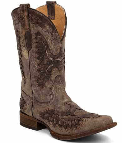 Corral Cayson Eagle Cowboy Boot