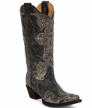 Corral Azalea Cowboy Boot