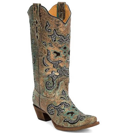 Corral Houston Leather Western Boot