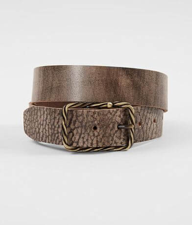Circle G by Corral Worn Leather Belt