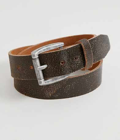 Corral Leather Belt