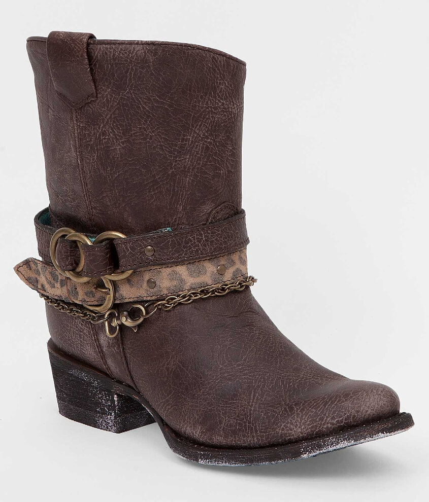 Corral Distressed Cowboy Boot front view