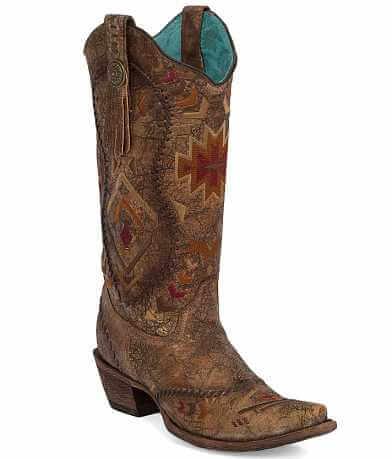Corral El Dorado Cowboy Boot
