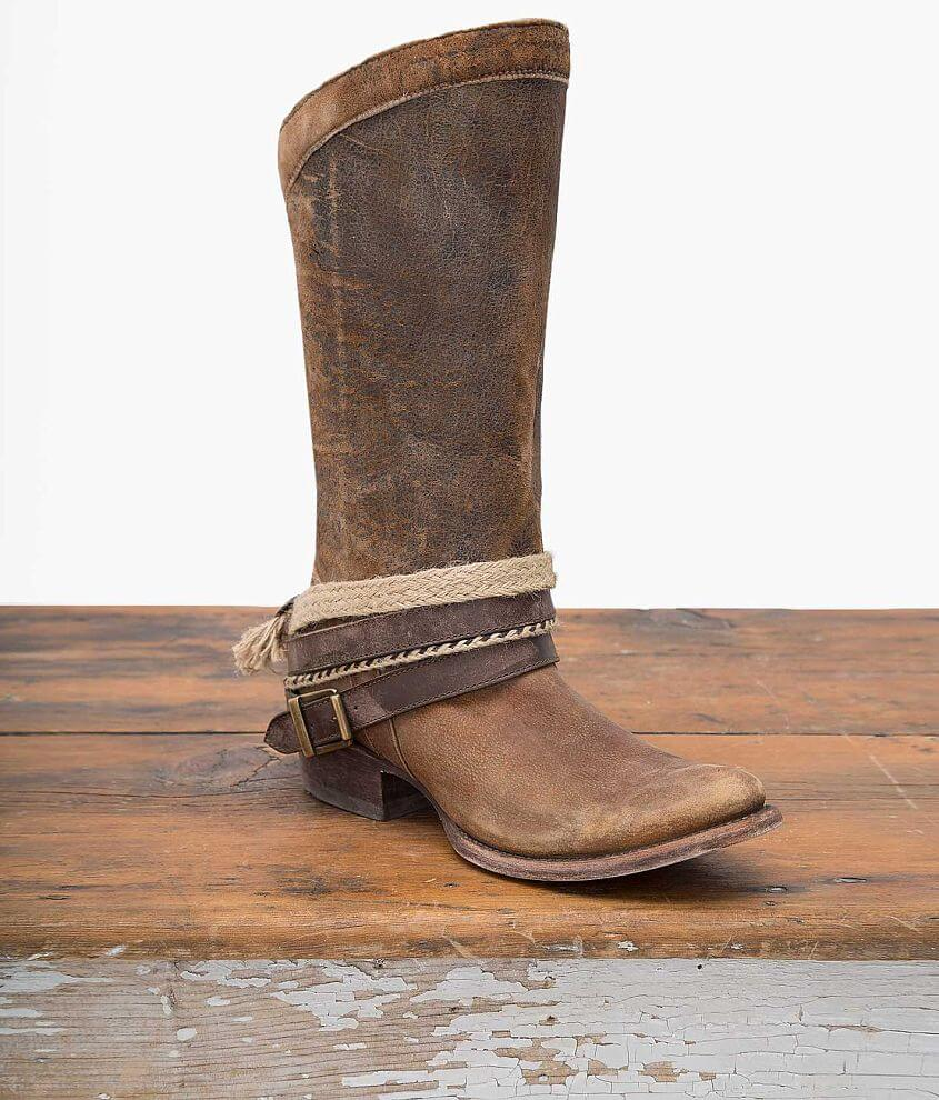 Indie Spirit by Corral Hazel Riding Boot front view