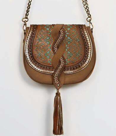 Corral Saddle Bag Leather Purse