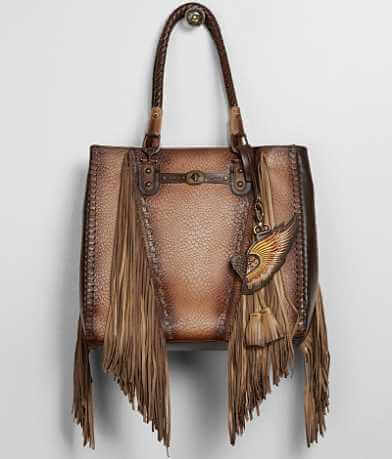 Corral Leather Purse