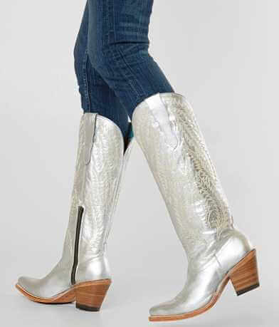 Corral Metallic Cowboy Boot