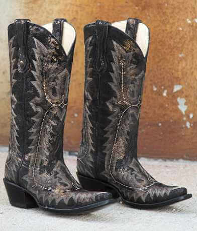 Corral Foiled Cowboy Boot