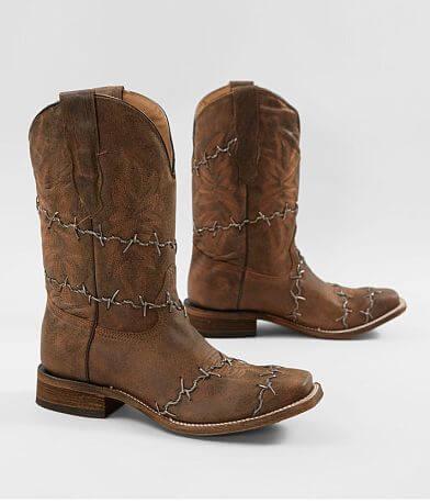 Corral Vincent Leather Cowboy Boot