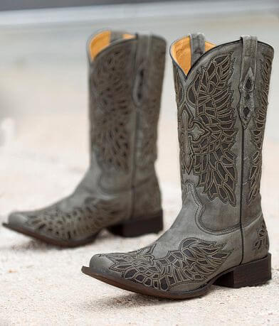 Corral Cross Cowboy Boot