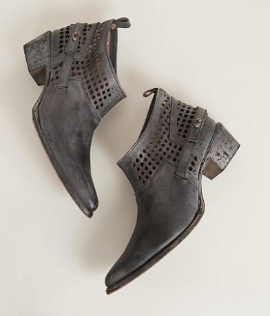 Corral Laser Cut Ankle Boot