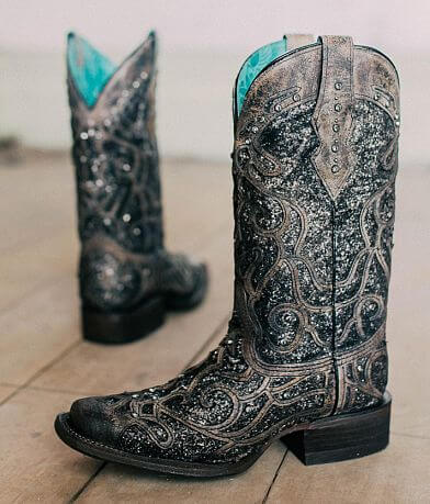 Corral Cut-Out Western Boot