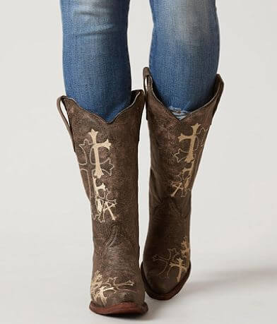 Circle G by Corral Embroidered Boot
