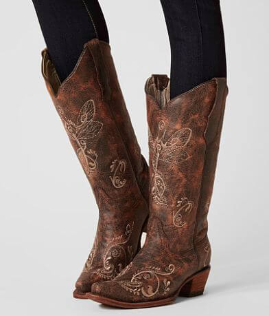 Circle G by Corral Leather Western Boot