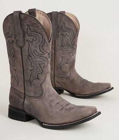 Circle G by Corral Swindell Leather Cowboy Boot