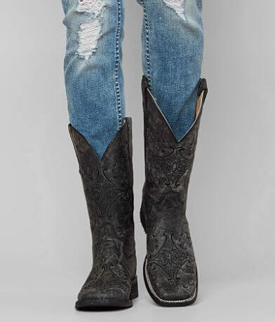 Circle G by Corral Embroidered Cowboy Boot