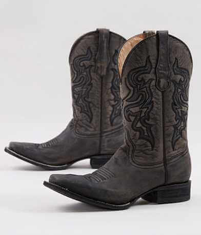 Circle G by Corral Distressed Cowboy Boot