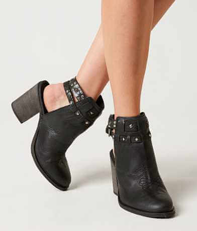 Circle G by Corral Factory Studded Ankle Boot