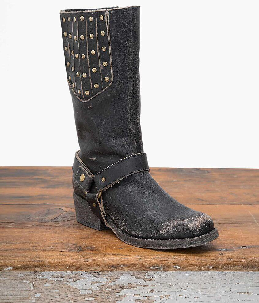 1c11388a813 Indie Spirit by Corral Afton Riding Boot - Women's Shoes in LD Black ...