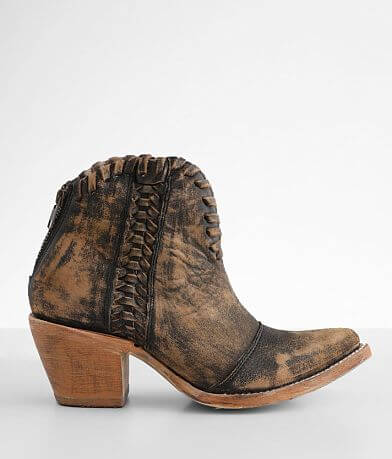 Circle G by Corral Woven Leather Western Boot