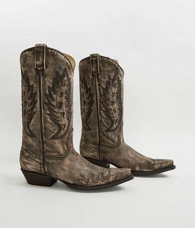 Corral Moore Leather Cowboy Boot
