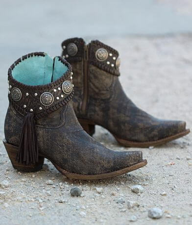 Indie Spirit by Corral Alamo Cowboy Ankle Boot