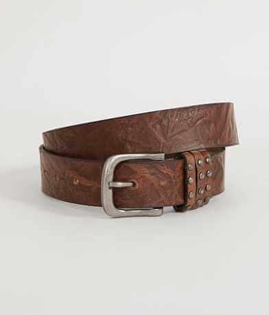 Circle G Textured Belt