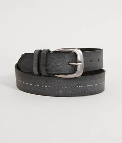 Circle G Washed Leather Belt