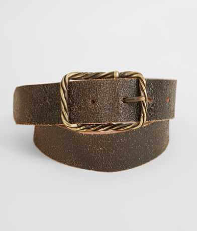 Circle G Distressed Belt
