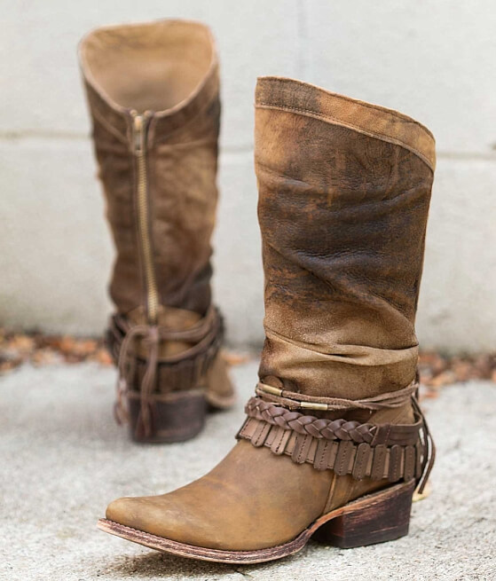 Indie Spirit by Corral Hartley Cowboy Boot - Women's Shoes in LD ...