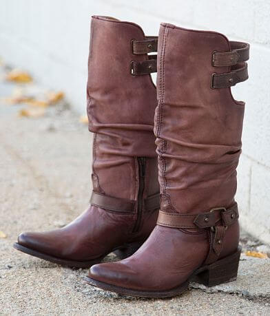 Indie Spirit by Corral Slouch Leather Riding Boot