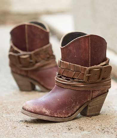 Indie Spirit by Corral Rosebud Cowboy Ankle Boot