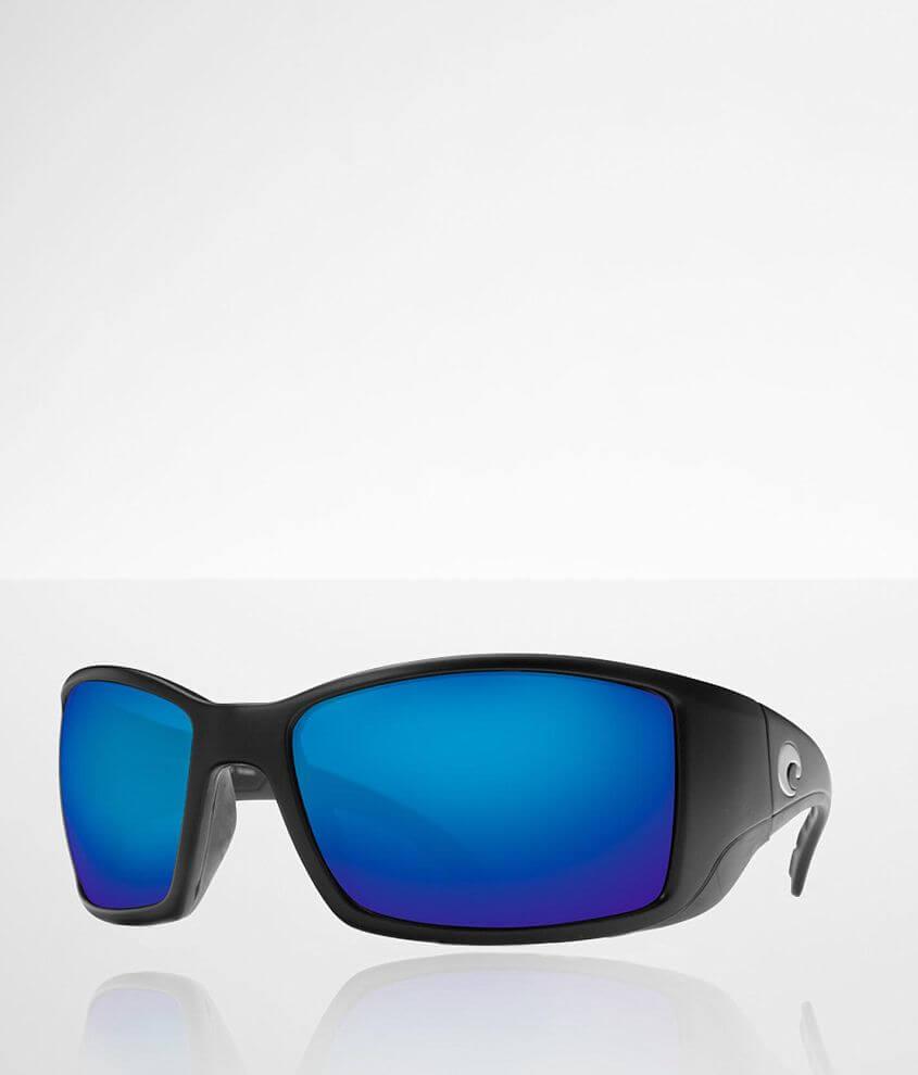 Costa® Blackfin 580P Polarized Sunglasses front view