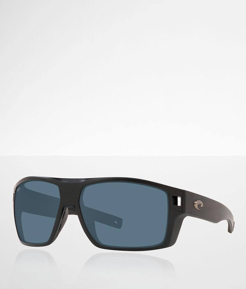 Costa® Diego 580P Polarized Sunglasses front view